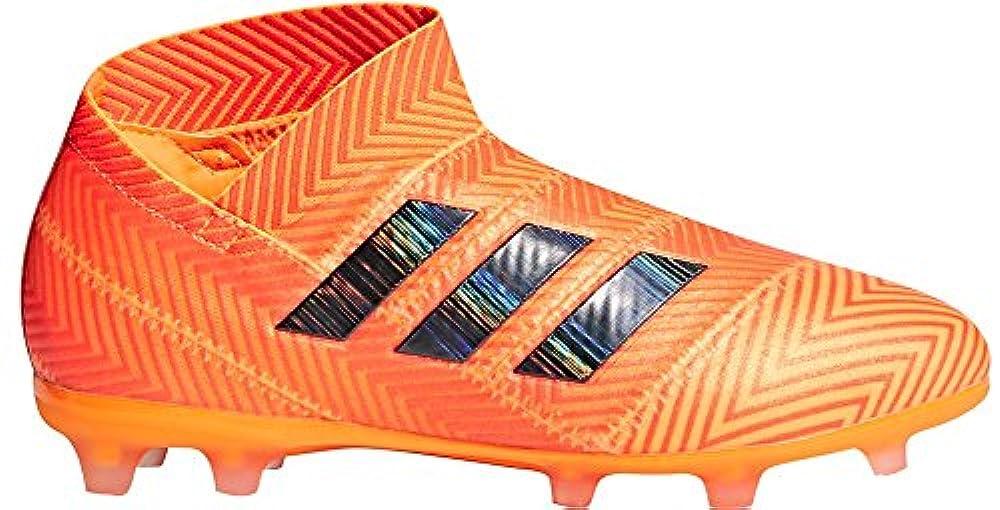 adidas - athletisch Unisex-Kinder, Orange (Zest, Black, Solar Red), 5.5 M US