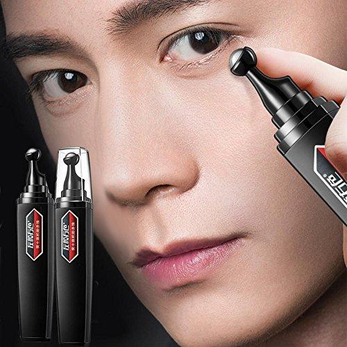 Colinsa Männer Augencreme zu entfernen dunkle Kreis Augen Tasche Augen anziehen Fett Granulat Anti-Falten Roll-on Bead Eye Cream,moisturizer lifting
