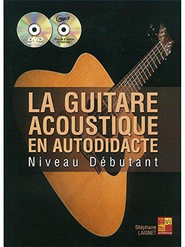 La guitare acoustique en autodidacte - Débutant par Various