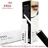 FEG Augenbrauen -Enhancer Wachstum Flüssig / Serum. 100% Vorlage mit Anti-Fälschungs-Aufkleber !!!