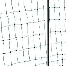 KERBL Filet Électrifiable Double Pointe pour Élevage Volaille Vert 25 m x 112 cm