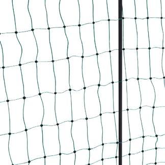 Kerbl Poultry Net Double Prong Electrifiable, 25 m/ 112 cm, Green 10