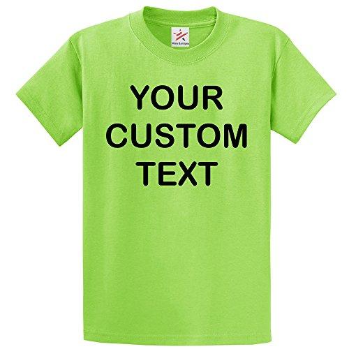 Custom LIME personalised T SHIRT...