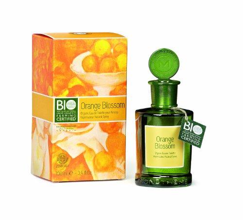 Monotheme Bio Orange Blossom, 1er Pack (1 x 100 ml) - Orange Blossom Duft