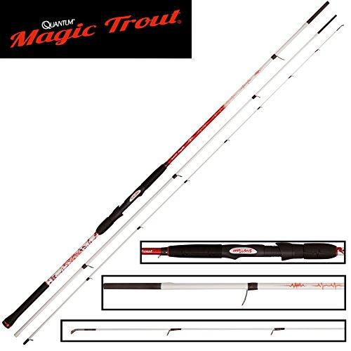 Quantum Magic Trout Impulsive 330cm 1-10g - Forellenrute zum Angeln auf Forelle am Forellensee & Teich, Angelrute zum Forellen