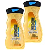 2 x 250ml Axe Best of Summer Body Lotion