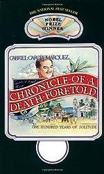 Chronicle of a Death Foretold by Gabriel Garcia Marquez (1984-02-12)
