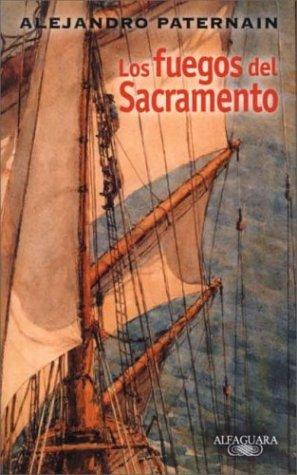 Portada del libro Los fuegos del Sacramento