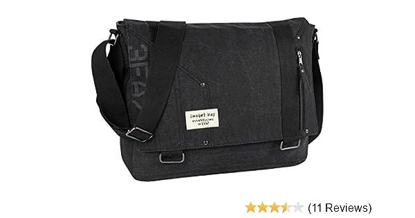 Moderne trendige Umhängetasche NEU MESSENGER BAG Schultertasche A4 TOP PREIS