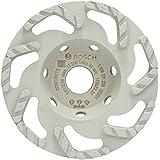 Bosch 2 608 201 229  - Muela de vaso de diamante Best for Concrete - 125 x 22,23 x 4,5 mm (pack de 1)