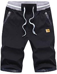 JustSun Pantalón corto - para hombre r6JwbYPWvp