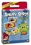Mattel W3969 - Angry Birds Kartenspiel