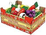 Legler Box with Pretend Play Vegetables