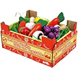 Legler Box with Pretend Play Vegetables
