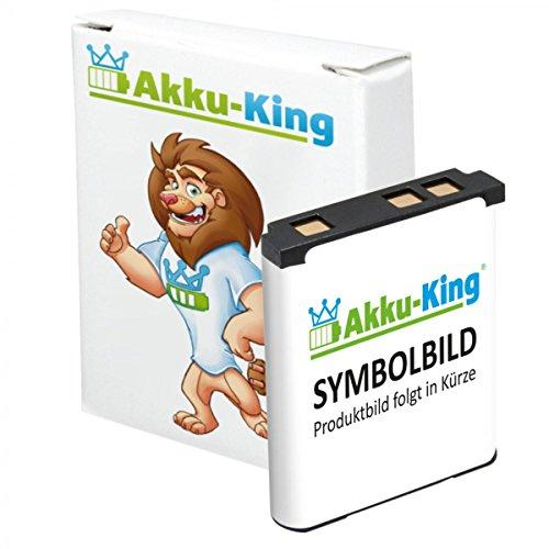 Akku-King Batería para Sony Xperia P, LT22, LT22i, Nyphon - como AGPB009-A001 - Li-Ion 1250mAh