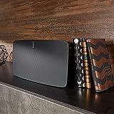 Sonos PLAY:5 I Klangstarker Multiroom Smart Speaker (schwarz) - 6