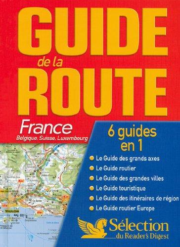 guide-de-la-route-2008-france-belgique-suisse-luxembourg