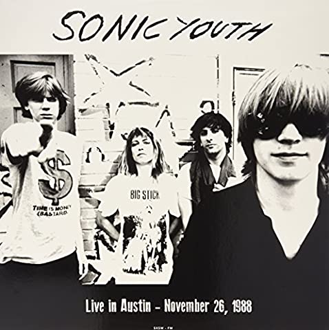 Live in Austin November 26 1 [Import anglais]