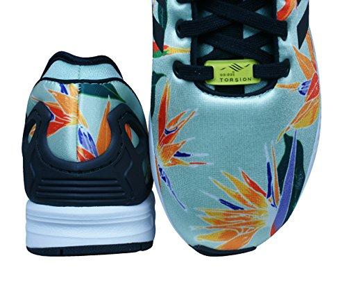 adidas ZX Flux NPS, Sneakers da Donna Turchese (Türkis)