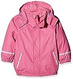 Sterntaler Kinder Mädchen gefütterte Regenjacke, 3in1 Multifunktionsjacke, Alter: 3-4 Jahre, Größe: 104, Pink