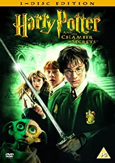 Harry Potter and the Chamber of Secrets [2002] [DVD] (B00063AO16)   Amazon price tracker / tracking, Amazon price history charts, Amazon price watches, Amazon price drop alerts
