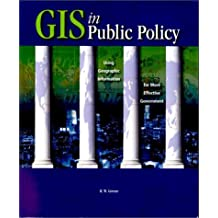GIS in Public Policy