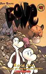 Bone, Vol. 5: Rock Jaw, Master of the Eastern Border by Jeff Smith (2007-01-01)