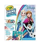 Crayola Kit Color Wonder - Disney La reine des neiges