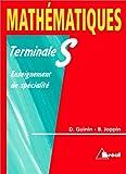 Image de MATHEMATIQUES TERMINALE S. Enseignement obligatoire