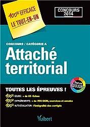 Concours Attaché Territorial - Toutes les épreuves - Catégorie A - Concours 2014