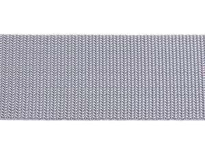 Gurtband, Bänder 25mm breit, 25m lang, Dicke 1,3mm - HELL GRAU