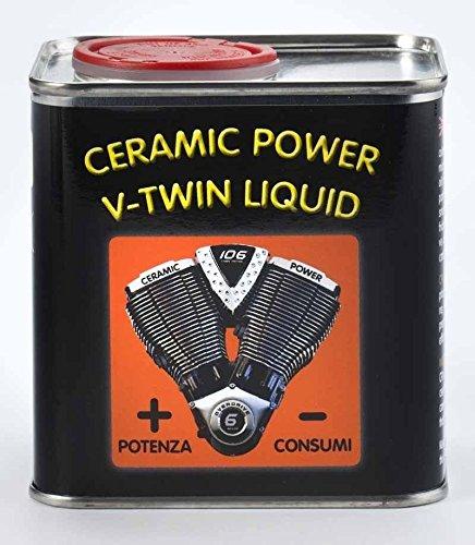 CERAMIC POWER LIQUID V-Twin 240ML FINO A 1200cc
