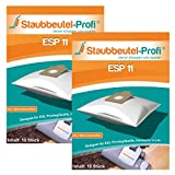 20 Staubsaugerbeutel geeignet für EIO Varia R-Control Eco inkl. Feinfilter von Staubbeutel-Profi®