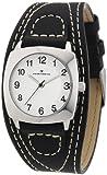 TOM TAILOR Damen-Armbanduhr XS Analog Quarz Leder 5409901