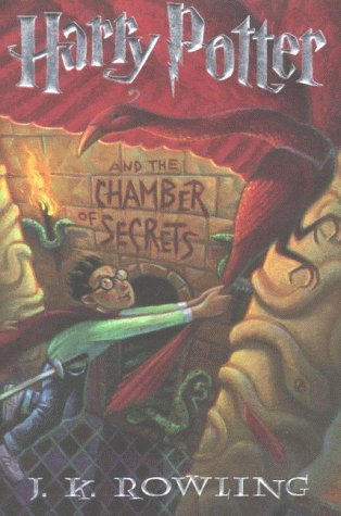 Harry Potter and the Chamber of Secrets (Book 2) (Harry-potter-serie Hardcover)