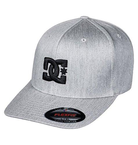 DC Shoes Capstar TX - Flexfit Cap - Flexfit Cap - Männer - Schwarz dbcf75d3d3f