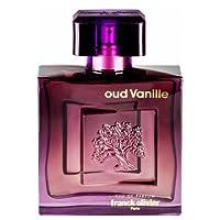 Franck Olivier Oud Vanille by Franck Olivier for Men - Eau de Parfum, 100 ml