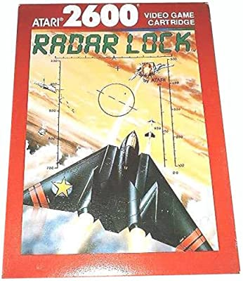 Radar Lock ( Atari 2600 ) from Atari