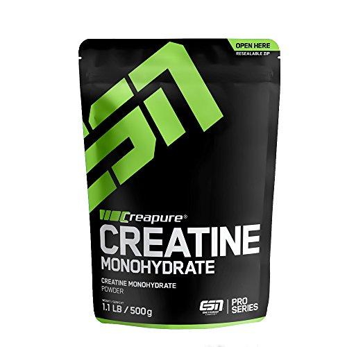 ESN Creapure Creatine Monohydrate, 500 g