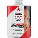 Sexy Hair Healthy Sexy Hair Soy Smoothie Straightening Tonic, 4.2 Ounce