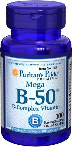 B-50 complex Vitamin 100 Tabletten 583