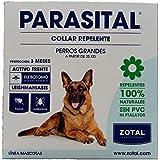 Parasital Collar Antiparasitario Perros Grandes 1 Unidad de Zotal Veterinaria
