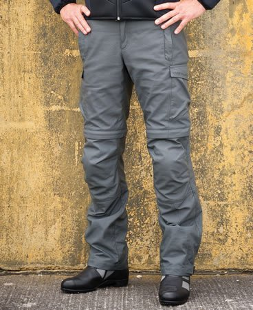 BMW MOTORRAD 2014 SUMMER 3 PANT ANTHRACITE UNISEX X LARGE by WBM LLC