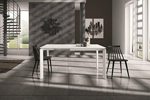 Tavolo Allungabile Giallo : Fashion commerce tavolo allungabile legno cerca idea regalo