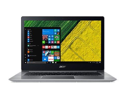 "Acer Swift SF314-52-52MJ 2.50GHz i5-7200U Intel Core i5 di settima generazione 14"" 1920 x 1080Pixel Argento Computer portatile"