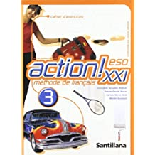 Action XXI, méthode de français, 3 ESO. Cahier d'exercices