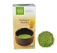Rishi Tea Organic Teahouse Matcha, 0.70 Ounce