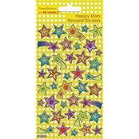 Paper Projects 01.70.08.003 Happy Stars Reward Sticker Pack
