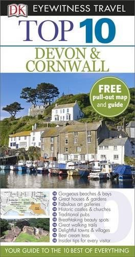Top 10 Devon and Cornwall (DK Eyewitness Travel Guide)