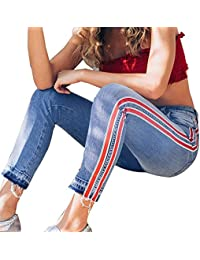 authentische Qualität Luxus-Ästhetik Original kaufen Suchergebnis auf Amazon.de für: streifen jeans: Bekleidung